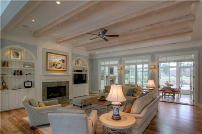 Lowcountry Family Room